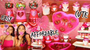Valentine S Day Homemade Gift Ideas by Diy Valentine U0027s Day Treats U0026 Gifts Youtube