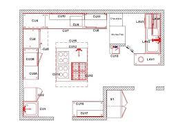 plan de cuisine professionnelle plan de cuisine professionnelle plan cuisine professionnel 3d plan