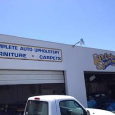 Closest Upholstery Shop El Cajon Auto Trim Shop 15 Reviews Auto Upholstery 645 W