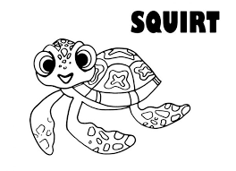 cute baby turtle coloring pages pr energy