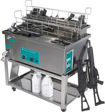 best gun cleaning table ultrasonic gun cleaner guncleaners com