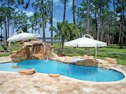 Biggest Backyard Pool by Swimming Pool Paradise Diy