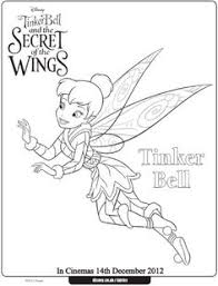 free tinker bell and the pirate fairy coloring pages picture 2