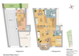 Usd Campus Map Seenland Palais Haus 1 Usd Immobilien Gmbh Dresden