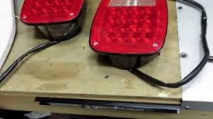 Jeep Tj Led Tail Lights Jeep Tj Led Tail Lights Cheap Youtube