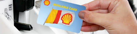 gasoline gift cards shell refillable card shell united states