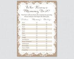 who knows best baby shower who knows best printable pink floral baby shower