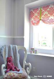 Easy No Sew Curtains The Easiest No Sew Window Valence Ever