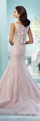 blouson wedding dress beaded embroidery on tulle trumpet wedding dress 216234 azure