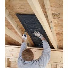 attic insulation baffle question the garage journal board