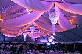 Chiffon Ceiling Draping Fabric Draping Colorado Event Productions
