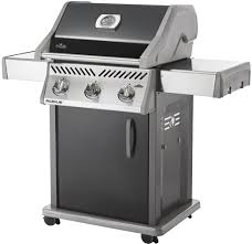 napoleon r425nk 51 inch gas grill with jetfire ignition wave cast