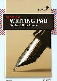 writing paper uk airmail writing pad amazon co uk office products