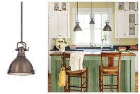 Farmhouse Pendant Lighting Industrial Pendant Lighting Adds To Coastal Farmhouse Design