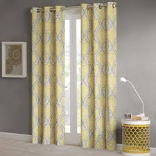 Yellow And Gray Window Curtains Beautiful Yellow Mustard Curtains Sale Ease Bedding With Style