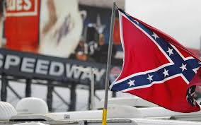 Confederate Flag Mean Fans At Speedway Ignore Tms Nascar Requests Not To Fly