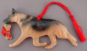 German Christmas Decorations For Sale by Talking Dogs At For Love Of A Dog December 2009