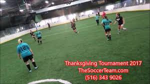 thanksgiving soccer tournament 2017