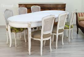 tavoli sala da pranzo allungabili tavolo ovale allungabile effetto decapato ultimi mobili aggiunti