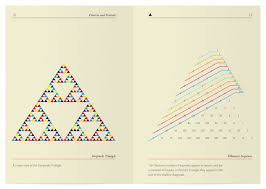 pascal u0027s triangle vs the fibonacci numbers graphic design