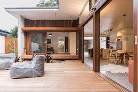 coastal eco bungalow bucks the trend for sprawling suburban