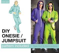 jumpsuit stitching pattern adult onesie jumpsuit pattern