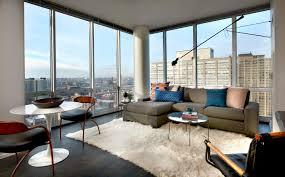 floor to ceiling windows presenting beautiful outside views