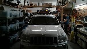 jeep grand platform jeep grand rack installation photos