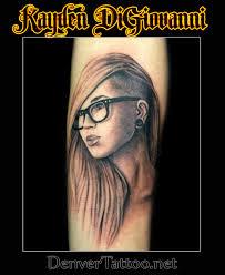 denver portrait tattoo