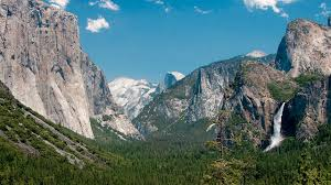National Parks images Yosemite national park volunteer vacation travel with rei