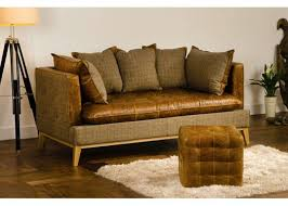 Sofas And Armchairs - Leather sofa portland 2