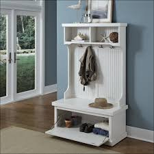 Entryway Bench With Rack Entryway Bench With Coat Hooks Entryway Bench With Shoe Storage