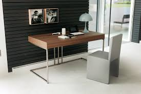 Modern Home Office Desks Contemporary Office Desk For Home Awesome Homes Contemporary