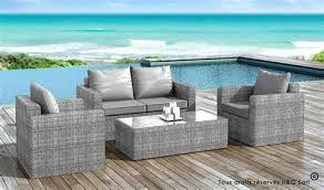 canape tresse exterieur canape resine tressee exterieur 7 salon de jardin bas 4