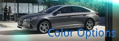 hyundai sonata grey hyundai sonata color options