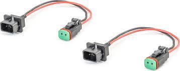 jeep wrangler light wiring quadratec fog light wiring adapter kit for 07 17 jeep wrangler jk