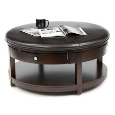 30 collection of round coffee tables with drawer