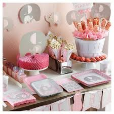 peanut baby shower peanut girl elephant baby shower party supplies collection