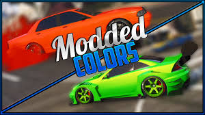 gta 5 online new neon orange paint job gta 5 paint jobs neon
