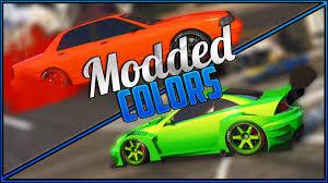 gta 5 online new neon orange paint job gta 5 paint jobs neon