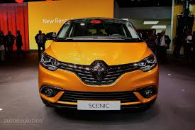 renault mpv 2017 all new renault scenic is an overdesigned mpv with crossover looks
