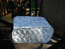 Large Toaster Oven Covers Collectible Kitchen Appliance Covers Ebay