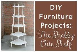 Shabby Chic Furniture For Sale by Shabby Chic Shelf Makeover In 6 Steps