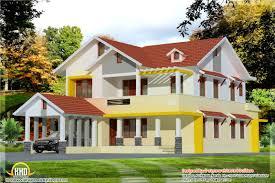 74 home design kerala single floor contemporary house