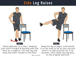 Leg Raise On Bench Side Leg Raises Exercise What Is It How To Do Benefits