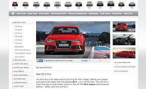audi rs6 horsepower audi launching 600 hp rs6 avant plus model car and driver
