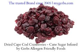 amazon com dried cape cod cranberries unsulfured by gerbs 2