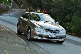2003 mercedes c230 kompressor coupe 2003 mercedes c class c230 kompressor 2dr coupe in belmont ca