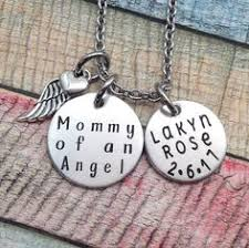 Baby Remembrance Gifts Remembrance Gift Necklace I Used To Be His Angel Now He U0027s Mine