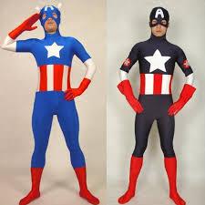 Captain America Halloween Costumes Compare Prices Captain America Avengers Costume